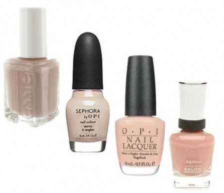 Nude Nail Polish for Fall