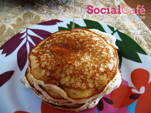 Old Fashioned Homemade Pancakes Recipe