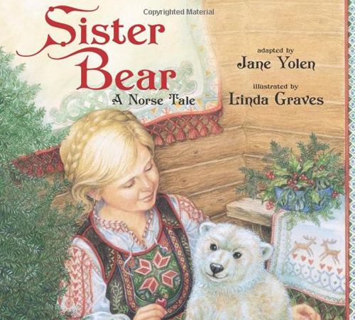 Sister Bear A Norse Tale