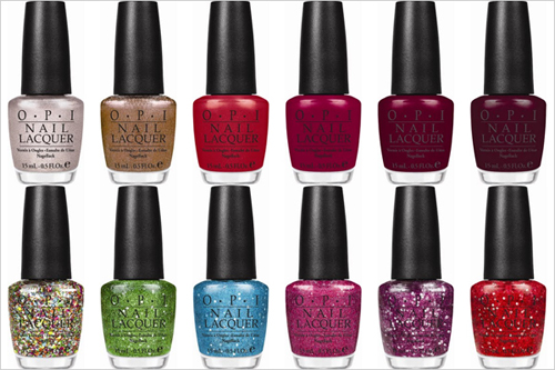 Muppets Nail Polish O.P.I Collection