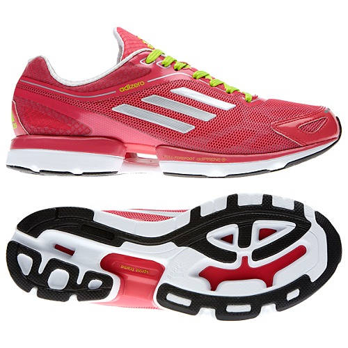 Womens Running AdiZero Rush Shoes