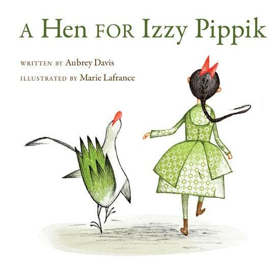 A Hen for Izzy Pippik Book Review
