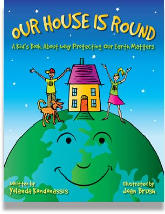 Our House is Round Book