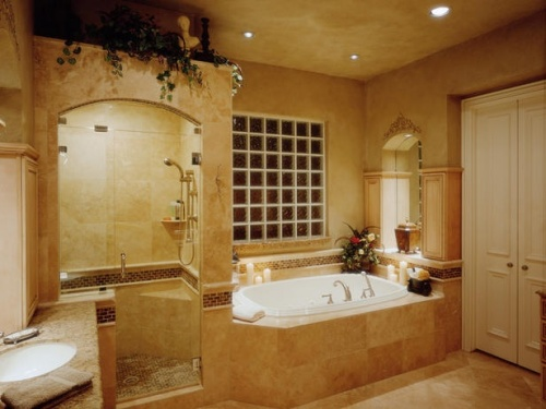 Picture perfect bathroom design socialcafe magazine Do your own bathroom design