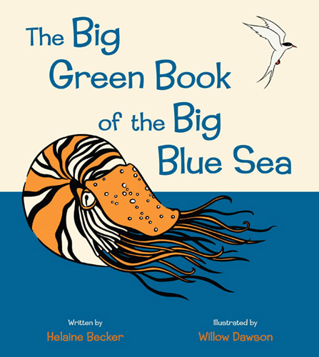 Big Green Bk of Big Blue Sea