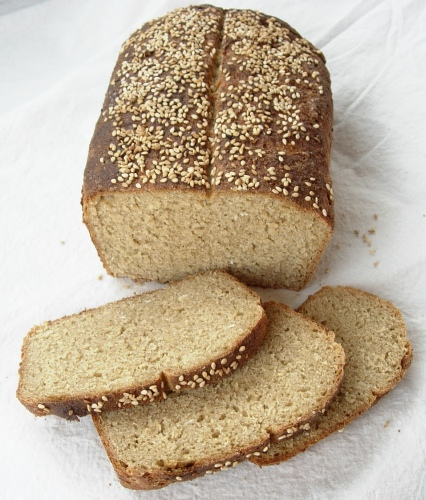 Homemade Quinoa Bread