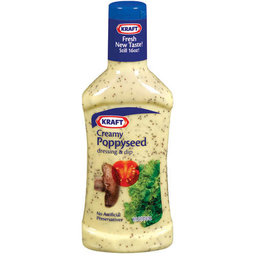 Pics Photos - Kraft Salad Dressing Honey Mustard 16 Oz Bottles Kraft