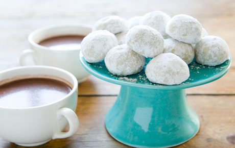 Wedding Tea Cookies