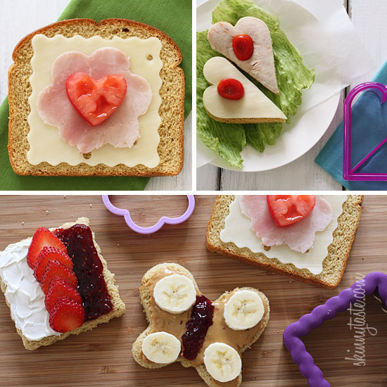 Easy Healthy School Lunch Ideas