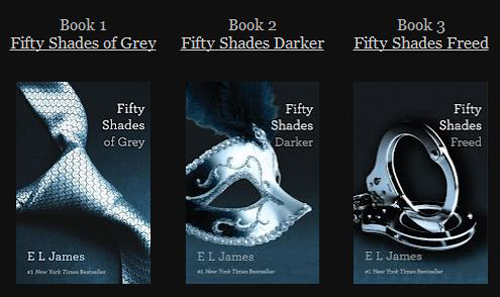 Book of the month 50 shades of grey series socialcafe for Fifty shades of grey part 2