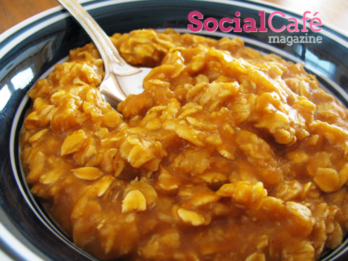 Brown Sugar Pumpkin Oatmeal  Recipe
