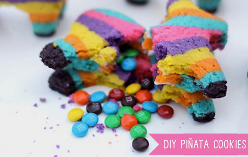 Diy Pinata Cookies Recipe Jpg
