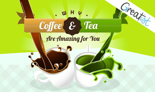 Amazing for you Coffee & Tea