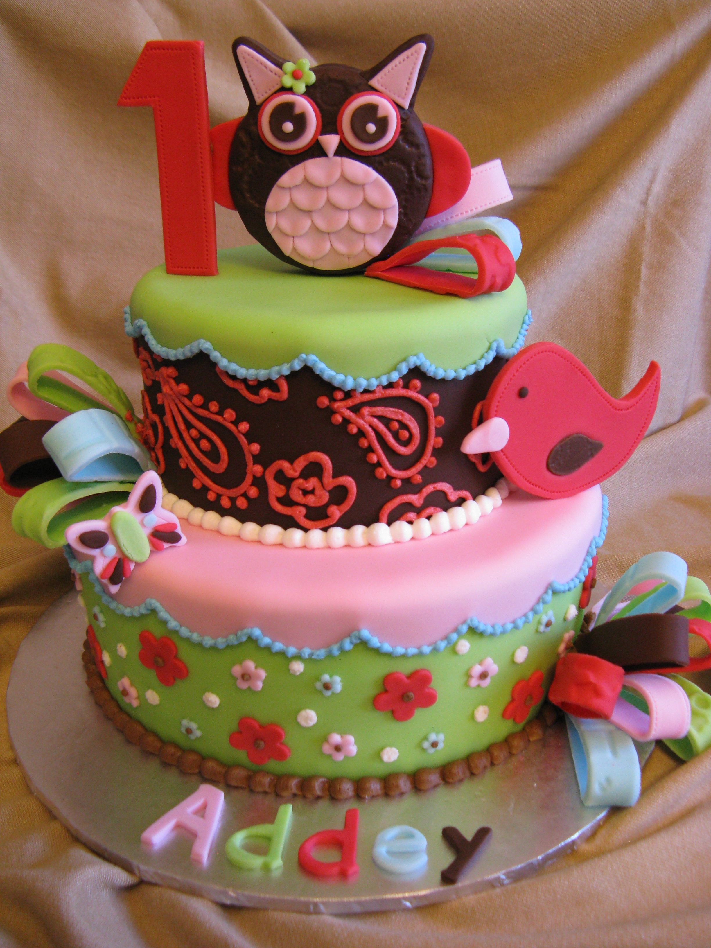 brithday cakes for kids