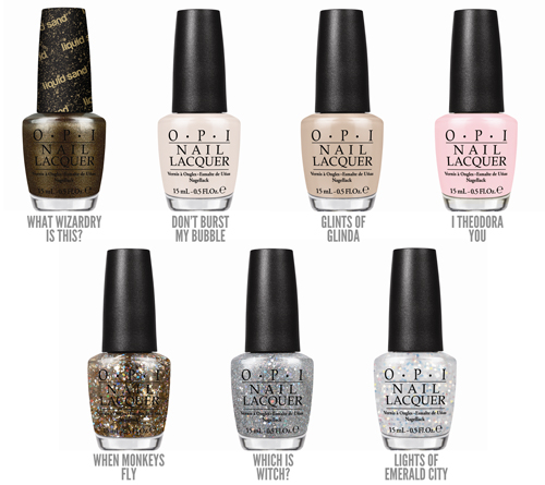 Oz the Great and Powerful Nail Polish O.P