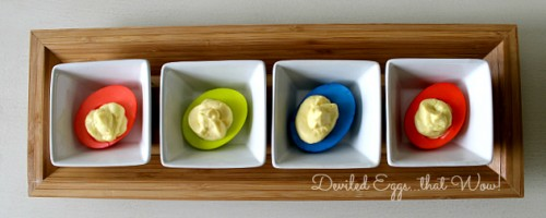 Deviled Eggs that WOW the dinner table!