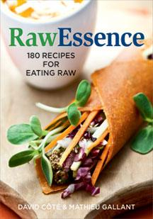 RawEssence - 180 Delicious Recipes for Raw Living