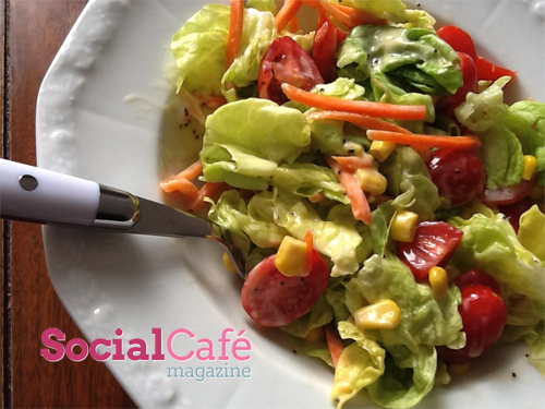 Quick and Easy Spring Salad