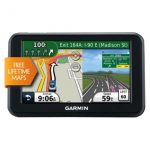 Garmin Nuvi 40LM Portable GPS Navigation System with Touch Screen