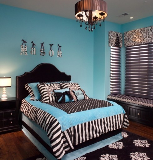 zebra ideas for bedroom