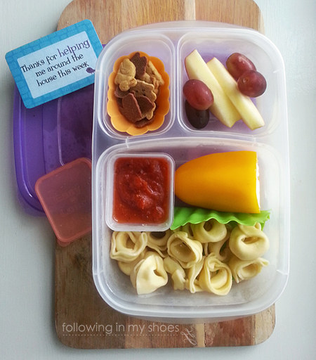 Mommy Sleeps in Make Ahead School Lunches