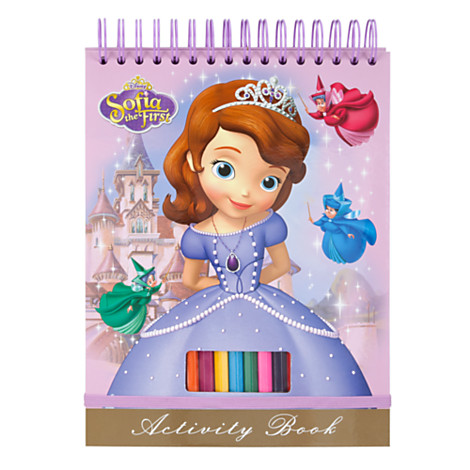 Sofia Activity Book