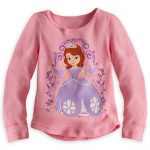 Sofia Long Sleeve Thermal Tee for Girls