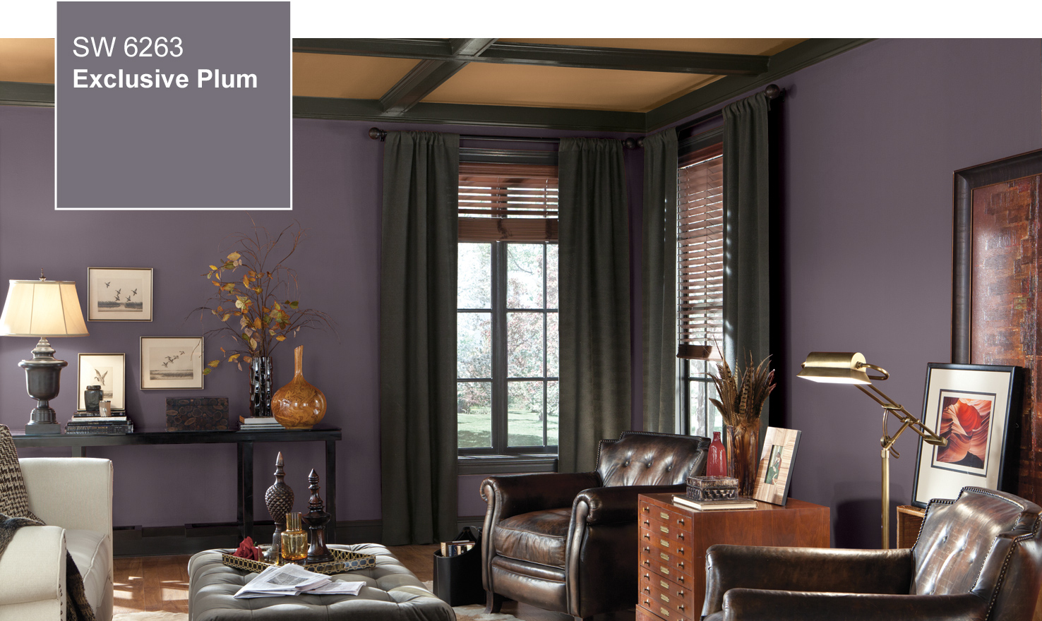 Sherwin-Williams Interior Paint Colors 2014