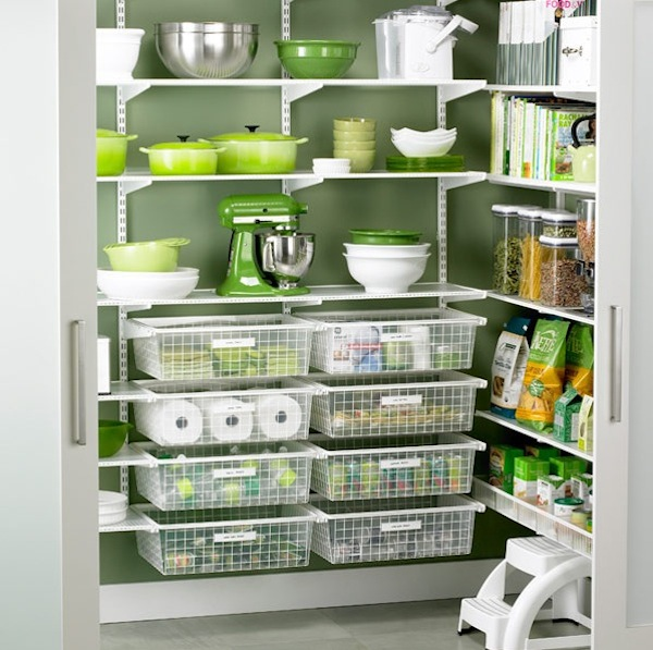 20 kitchen storage ideas socialcafe magazine for Kitchen organization ideas