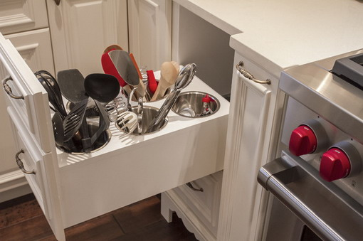 20 Kitchen Storage Ideas | SocialCafe Magazine