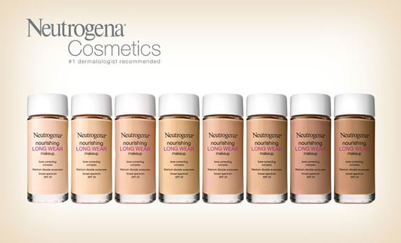 Neutrogena Nourishing Long Wear Makeup