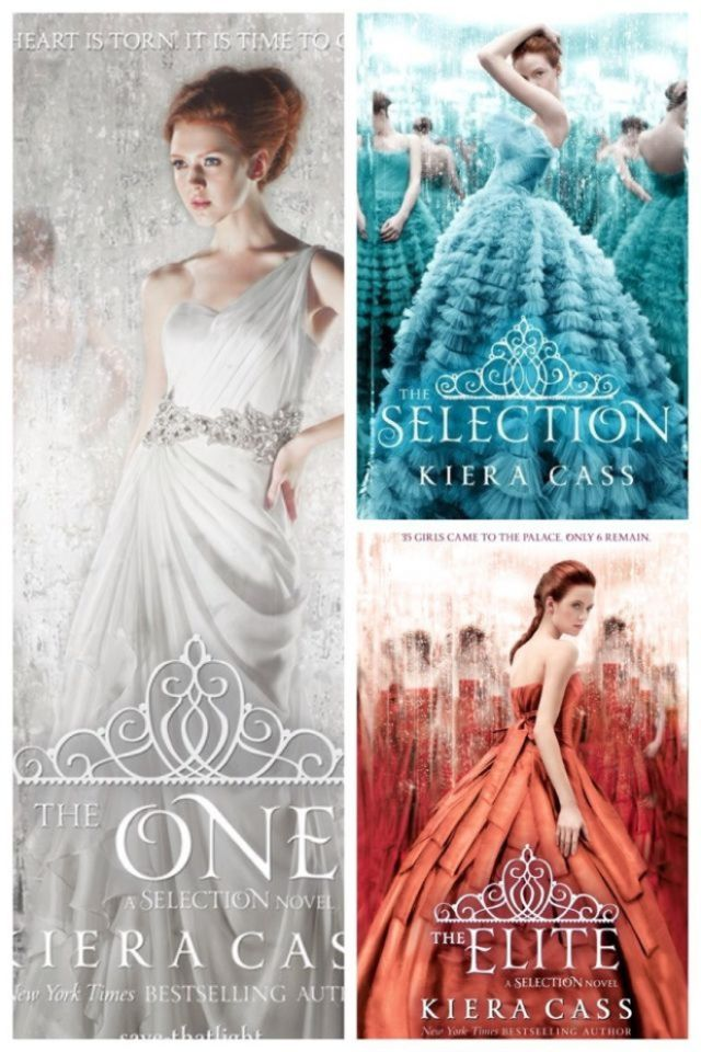 Book of the Month: The Selection & The Elite & The One ... The Selection Series In Order