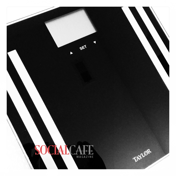 Bluetooth Body Fat Smart Scale from Taylor