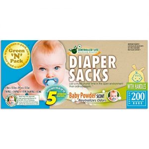 green diapers