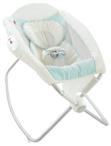 Fisher-Price Moonlight Meadow Deluxe Newborn Rock 'n Play Sleeper