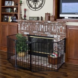 child proof fireplace